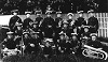 Whitby Brass Band group photo: 1910