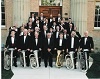 Whitby Brass Band group photo: 2003