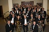 Whitby Brass Band group photo: 2012