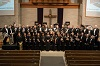 Whitby Brass Band group photo: December 2018